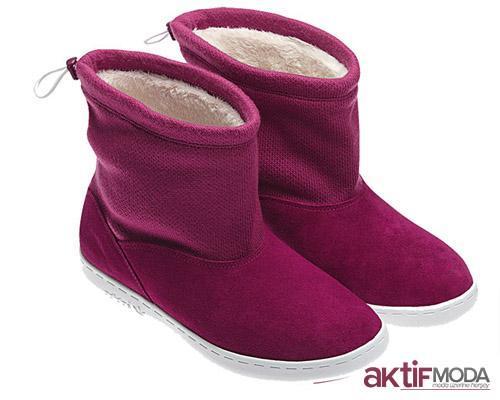 Ark Kışlık Bayan Ayakkabı Modelleri