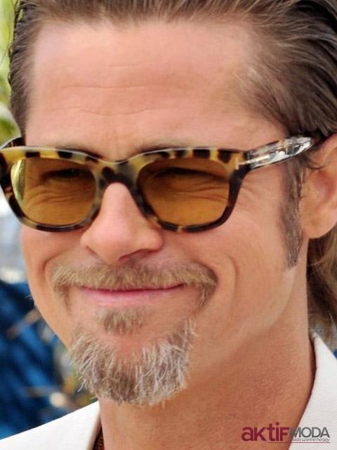 Brad Pitt Sakal Modelleri