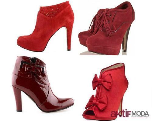 Kışlık Ayakkabı Model Çeşitleri
