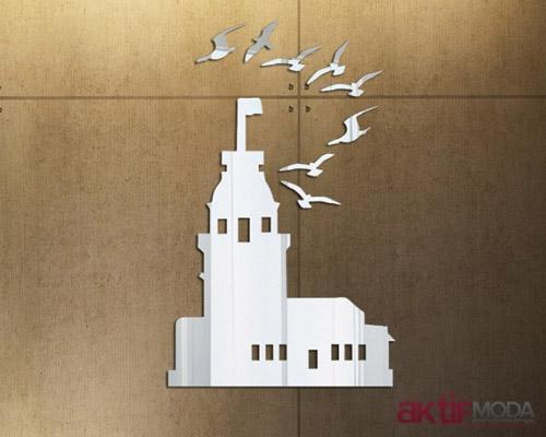 Kız Kulesi Dekoratif Ayna Modelleri