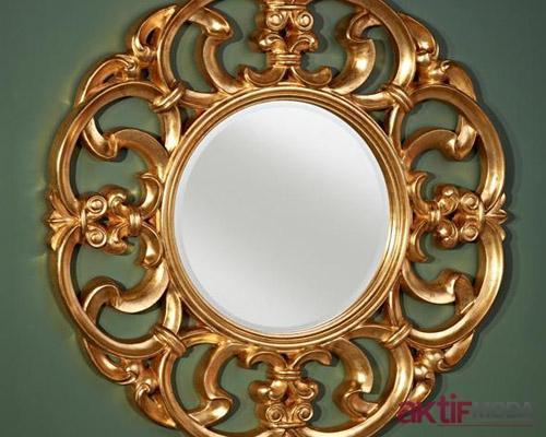 Klasik Dekoratif Ayna Modelleri