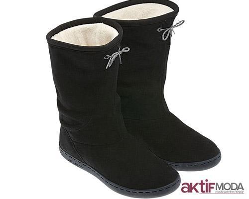Siyah Kışlık Bayan Ayakkabı Modelleri
