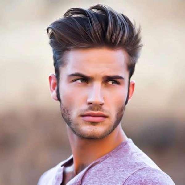 Erkek Saç Yapma Teknikleri