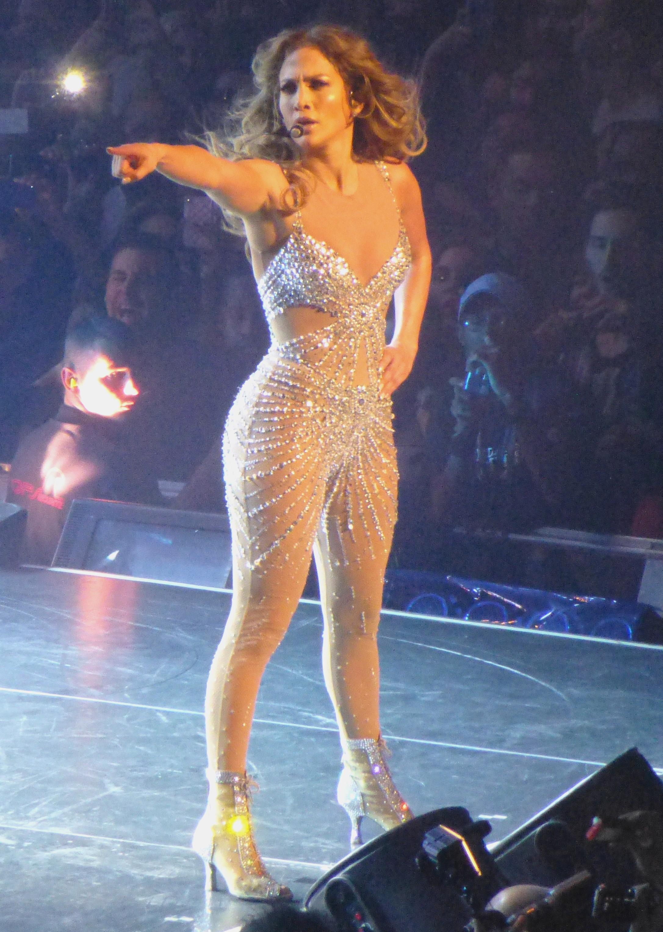 Jennifer Lopez İstanbul Konseri