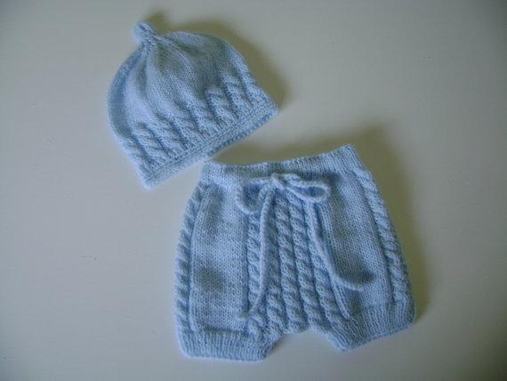 Bebek Örgü Şapka Modelleri