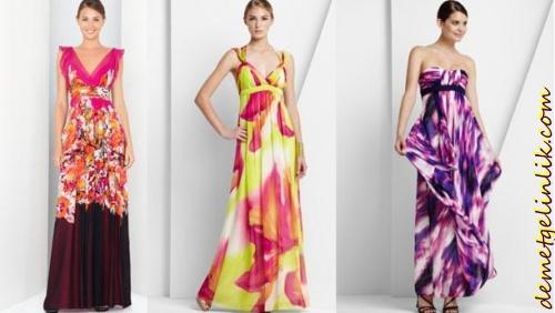 Kır Nişanı Kıyafet Modelleri