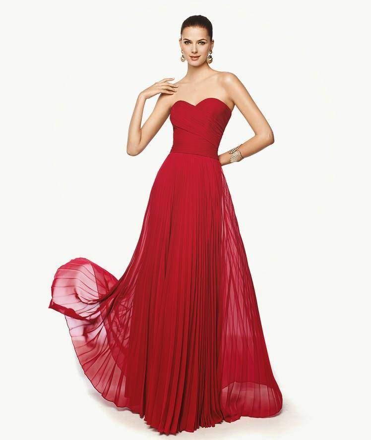 7178af0654c9b Kırmızı elbise modeli düğün için - Aktif Moda - Aktif Moda
