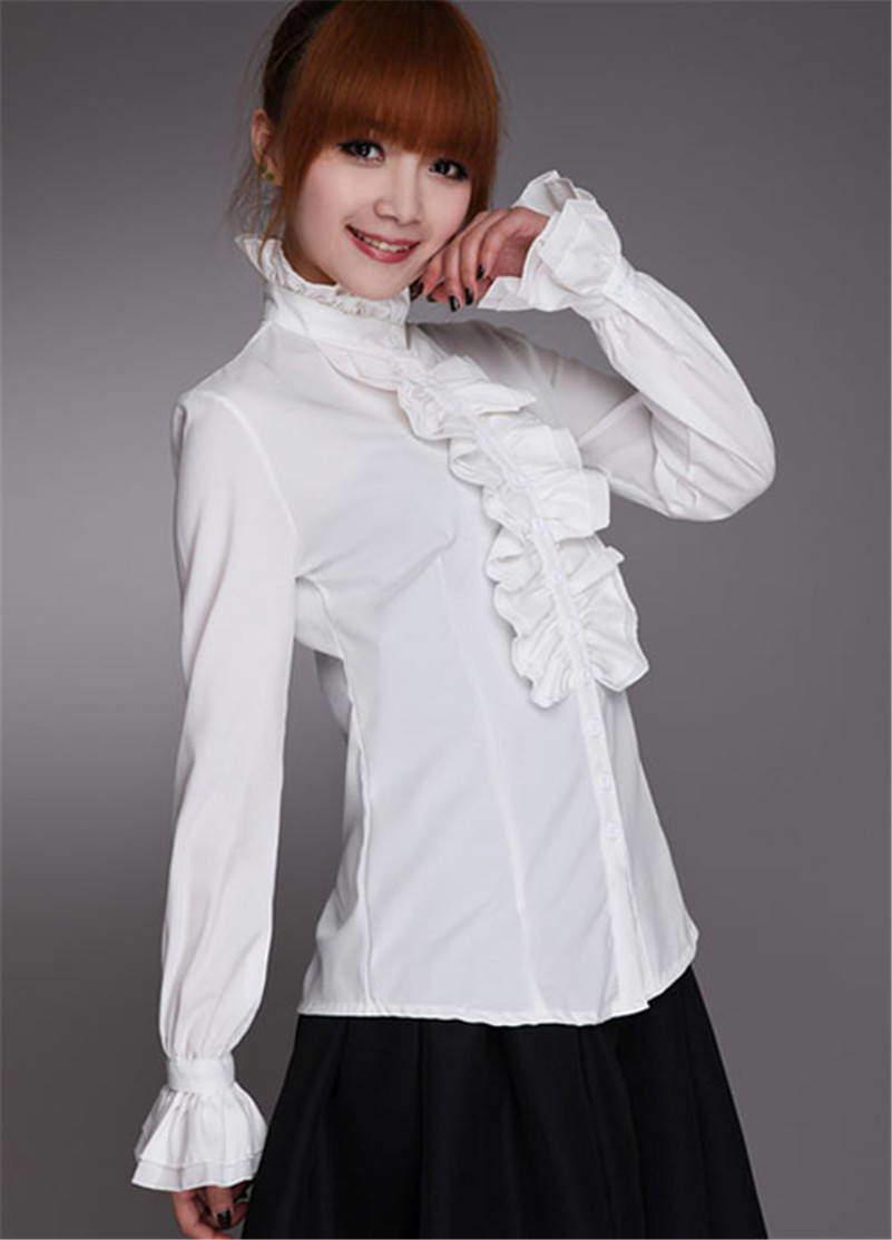 Beyaz gömlek modası