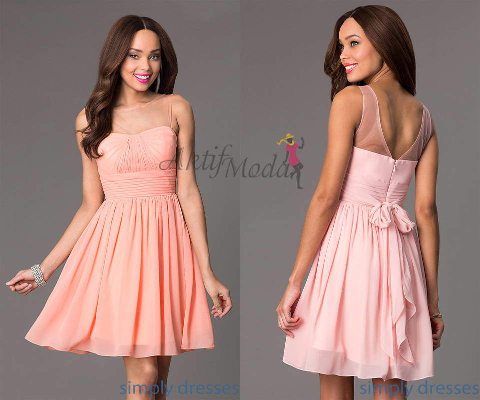 2016 Mezuniyet Elbiseleri Modelleri - Aktif Moda