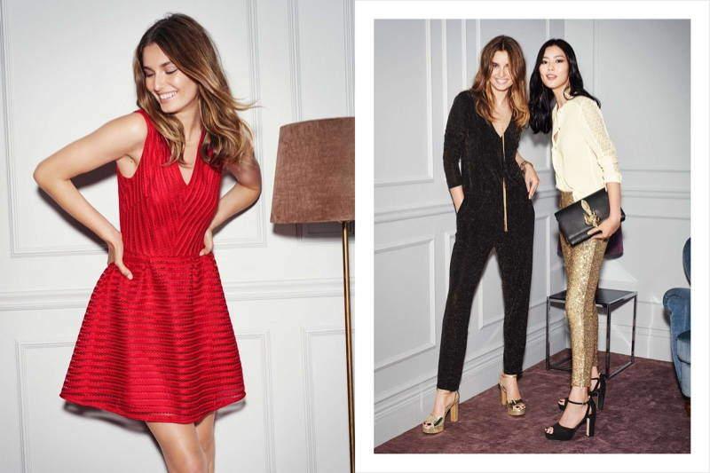 H&M Yılbaşı gece elbisesi modelleri