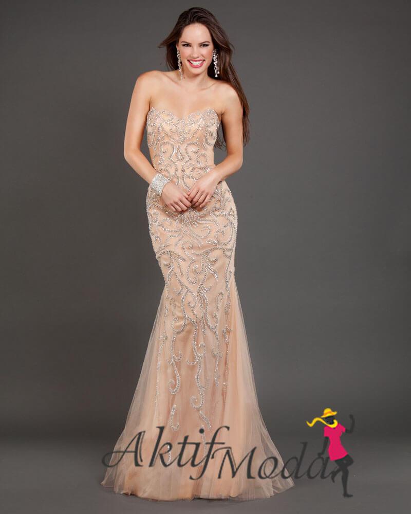 8d965e535e1fa Taşlı-2017-Uzun-Abiye-Elbise-Modelleri - Aktif Moda - Aktif Moda