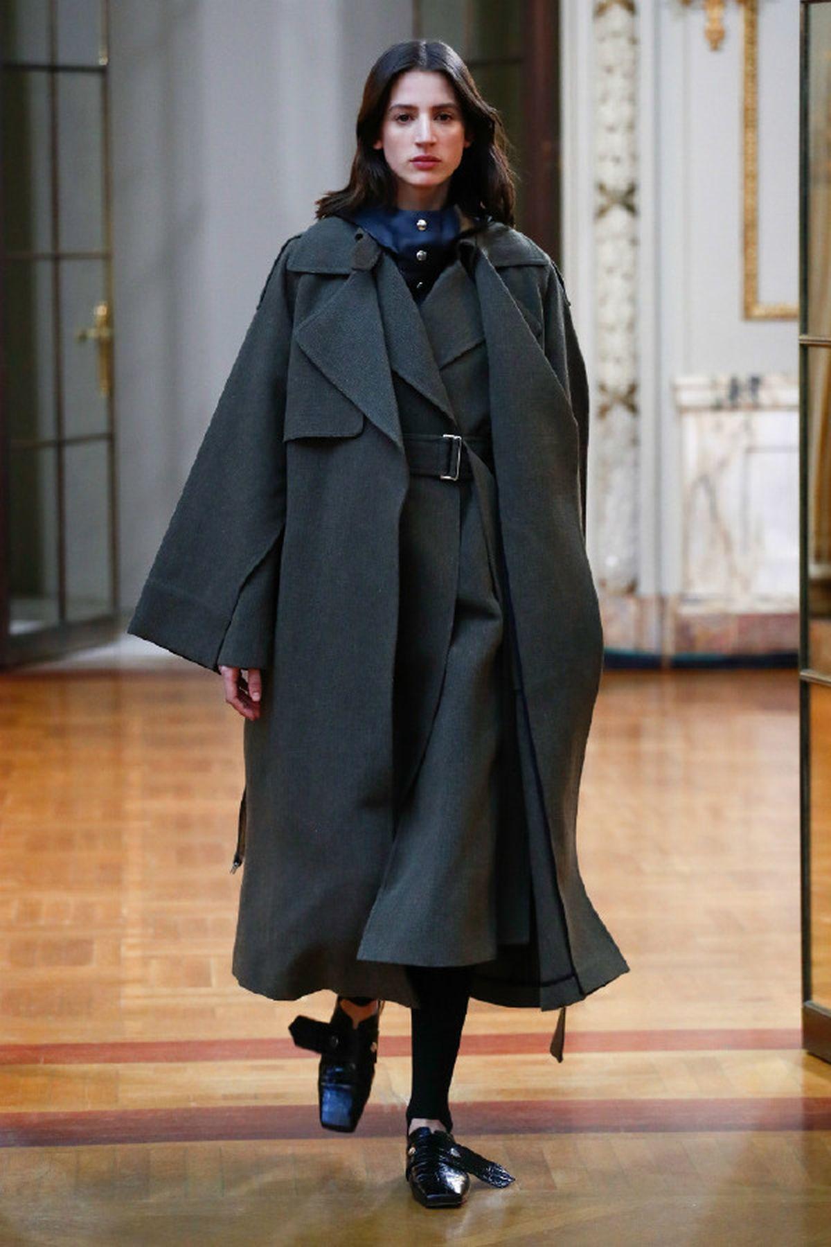 Victoria Beckham 2013 Kış modası