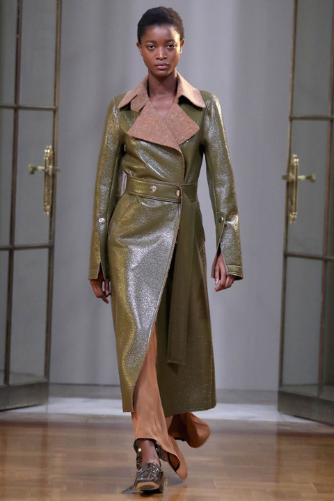 2018 - 2019 Victoria Beckham Kış Sonbahar Modası