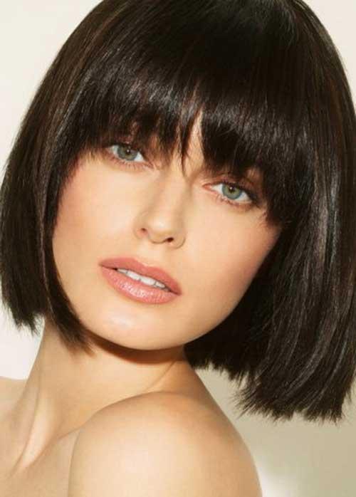 2018 Kısa Saç Modelleri