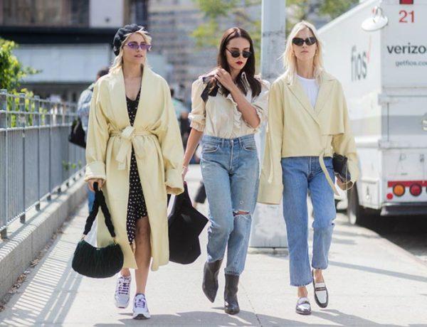 2018 Moda Haftası Sokak Modası ;Kopenhag