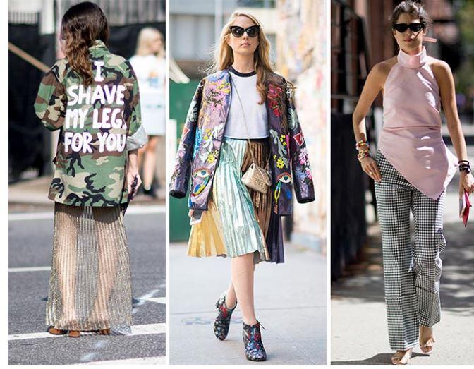 2018 Paris Moda Haftası Sokak Modası