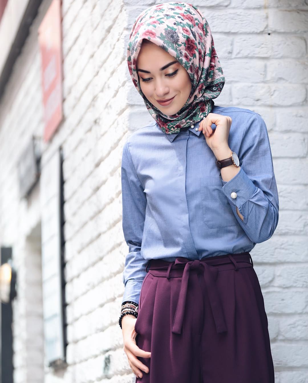 968e0f5726523 2018 Tesettür Giyim Modası Yaz Sezonu - Aktif Moda - Aktif Moda