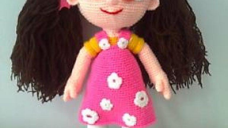 Amigurumi Cartoon HerosPepe and Niloya Crochet Organic Toy | Etsy | 433x770
