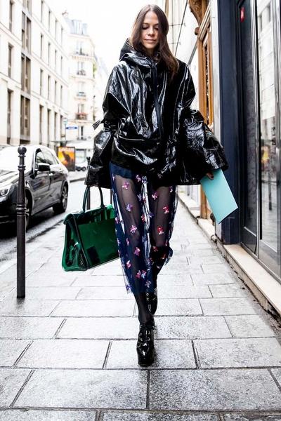 Sokak Modası 2018 Paris Moda Haftası