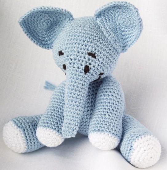 Fil Yapımı 1.Bölüm - Elephant Amigurumi #1 - YouTube | 554x543