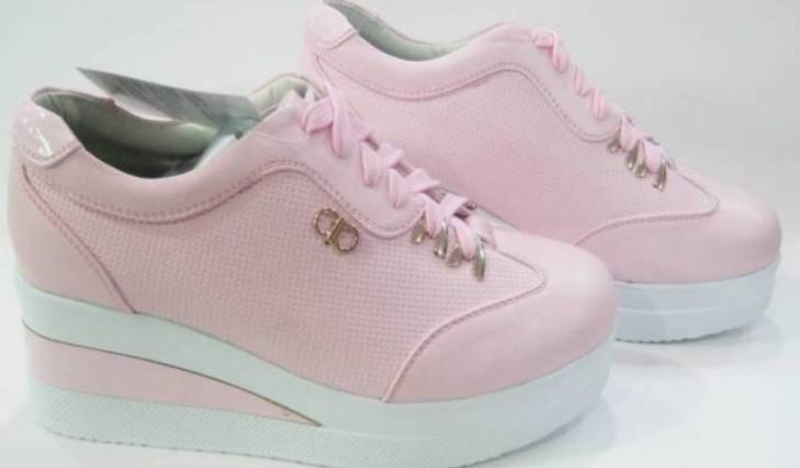 Dolgu Topuk Spor Ayakkabı Modası
