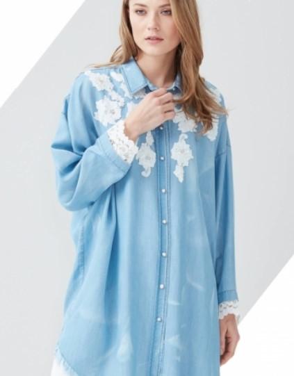 Gömlek Tunik Modası 2018