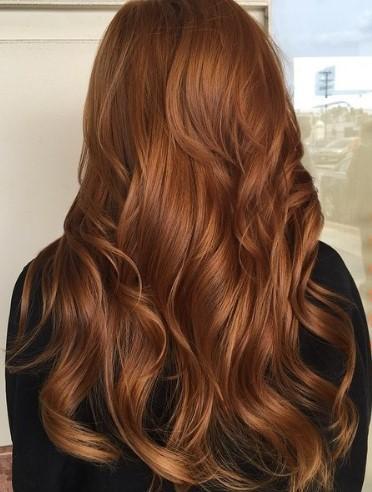 2018 Hit Saç Renkleri