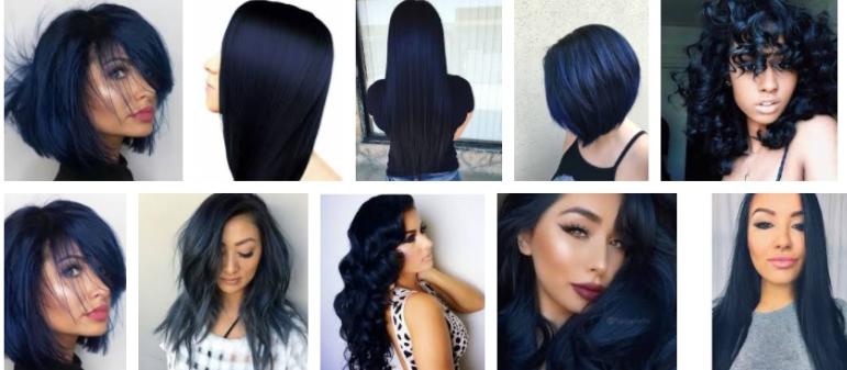 Saç Rengi Nasıl Siyah Yapılır