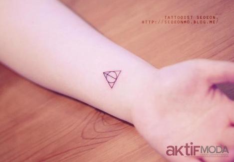 Harry Potter Dövme Modelleri