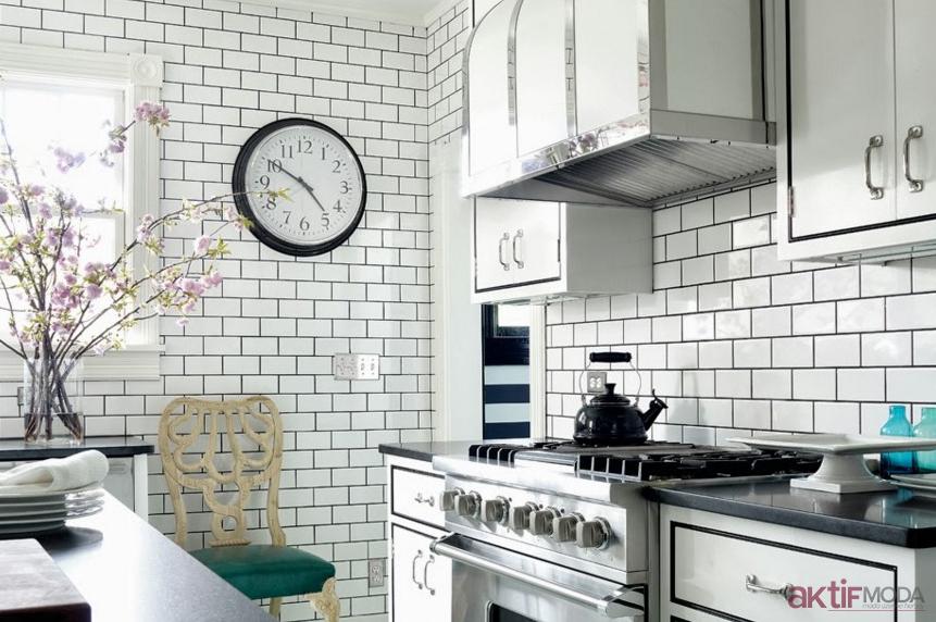 Modern Mutfak Fayansları