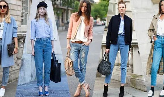Mom Jeans Modelleri 2018