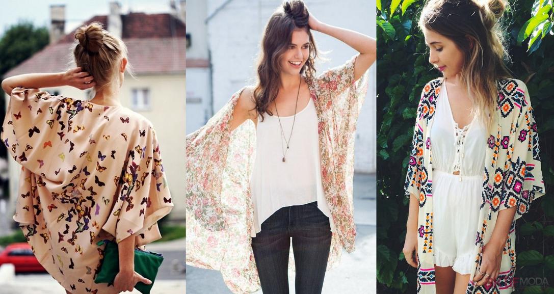 2019 Kimono Modası