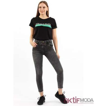 Koyu Skinny Jeans Modelleri