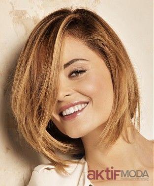 Lob Saç Modeli