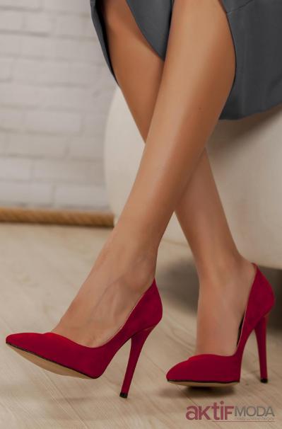 Stiletto Ayakkabı Kombinleri