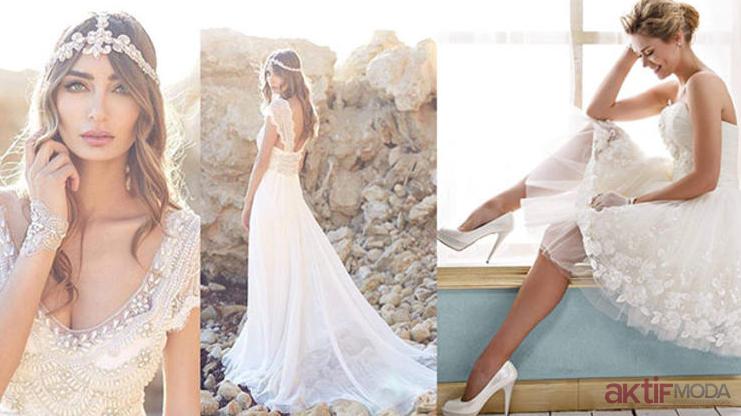 2019 Kır Düğünü Gelinlik Modelleri