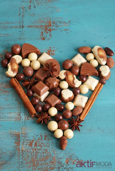 Afrodizyak Arttırıcı Çikolata