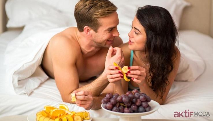 Cinsel İsteği Arttırıcı Besinler
