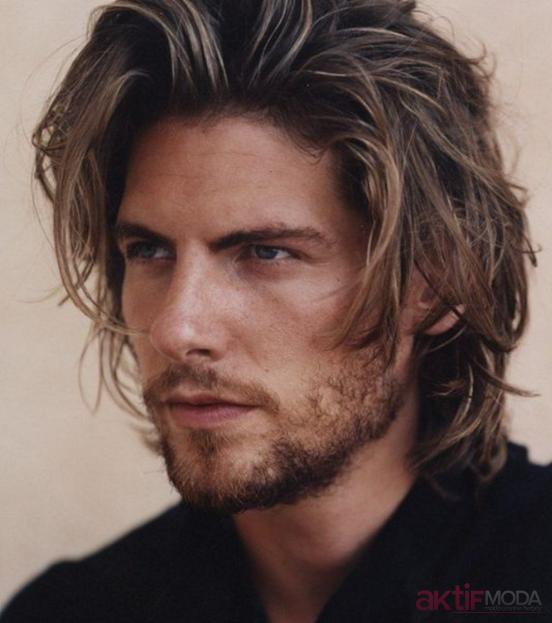 Orta Boy Erkek Saç Modelleri
