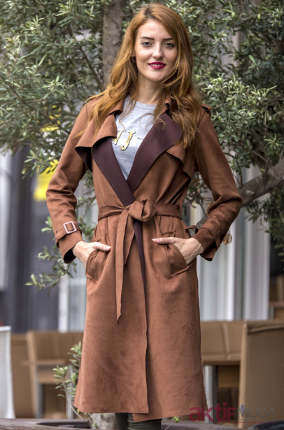 Kahverengi Kaban Modelleri Pull&Bear