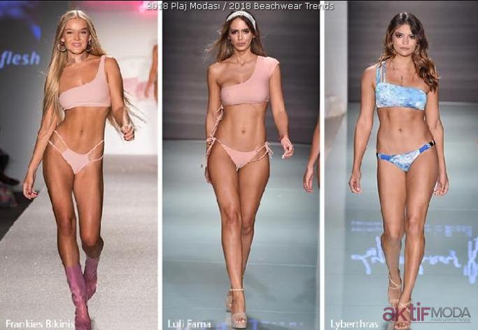 Omuz Askılı Bikini Modelleri