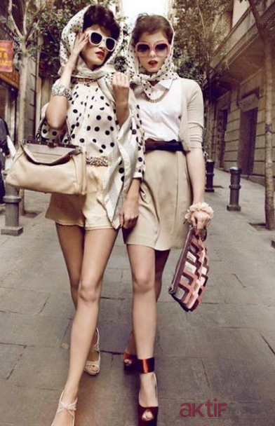 Vintage Giyim Modası