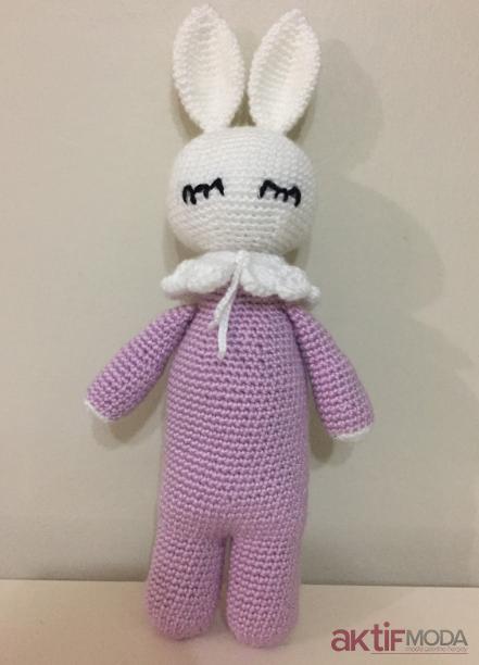 Amigurumi Minik Tavşan Örnekleri