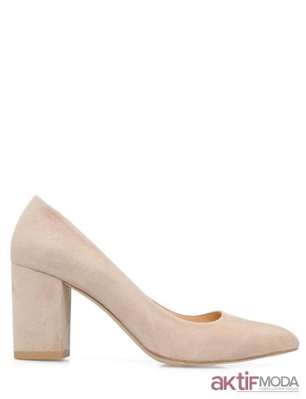 Beymen Kalın Topuklu Ayakkabı Modelleri 2019