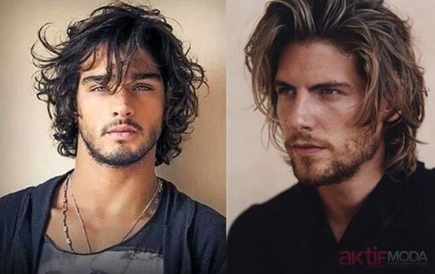Doğal Erkek Saç Modelleri 2019