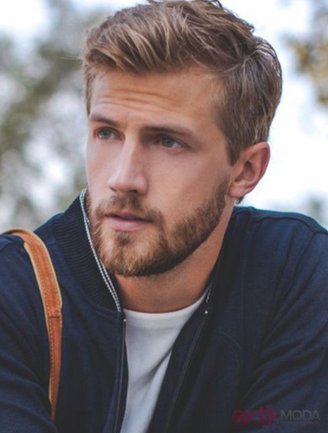 Erkek Kısa Saç Modelleri 2019