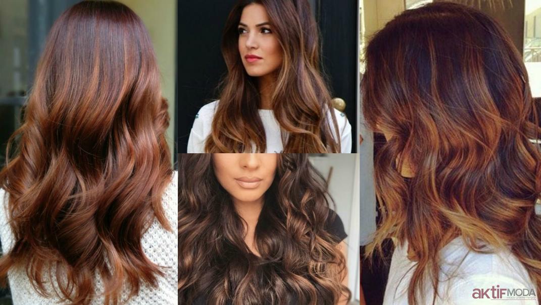 Farklı Balyaj Saç Modelleri