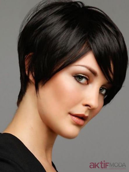 Pixie Saç Kesim Modelleri