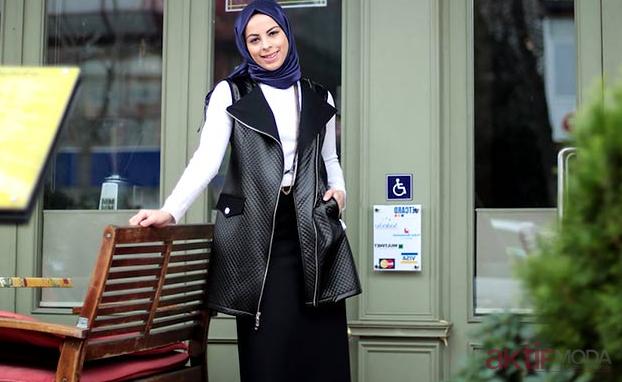 Tesettür Tunik Modelleri 2019