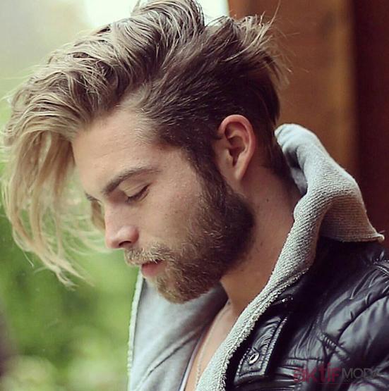 Uzun Erkek Saç Modelleri 2019
